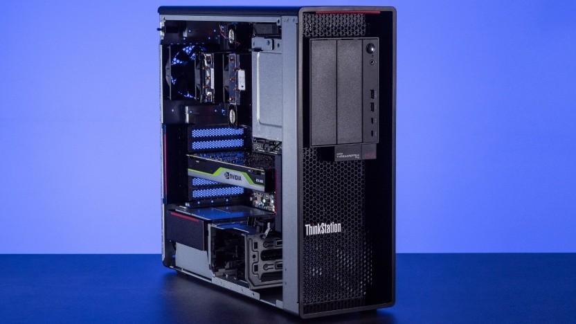 P620-Workstation von Lenovo im Test