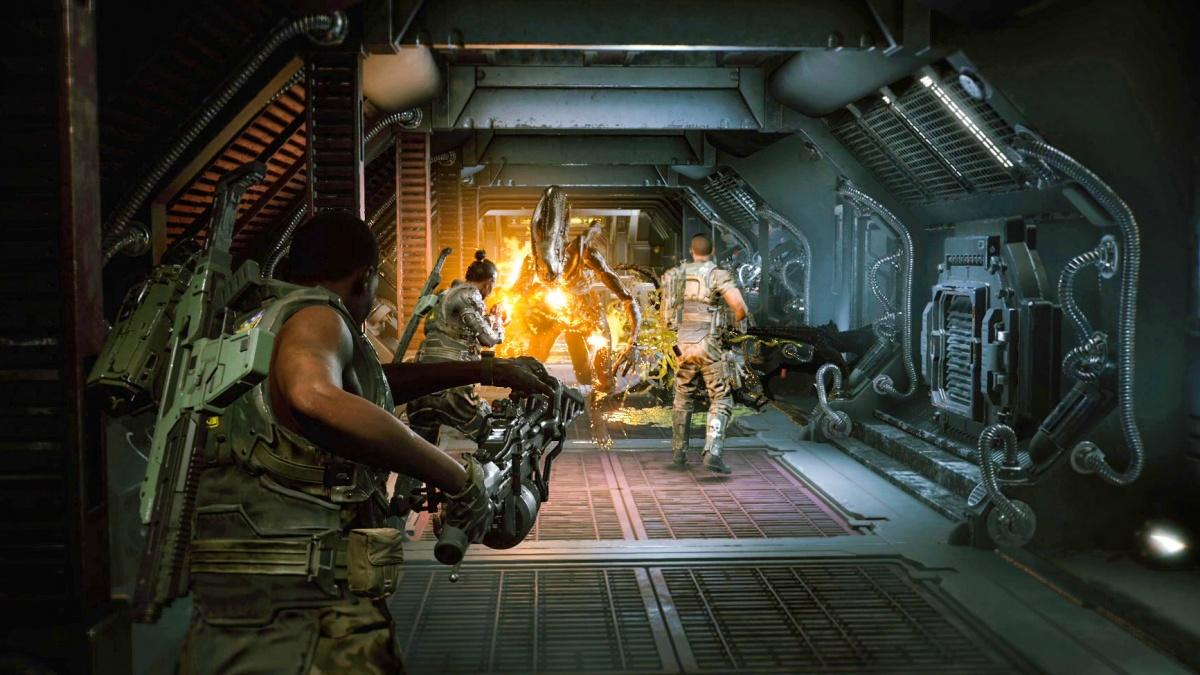 Koop-Shooter im Aliens-Universum angekündigt
