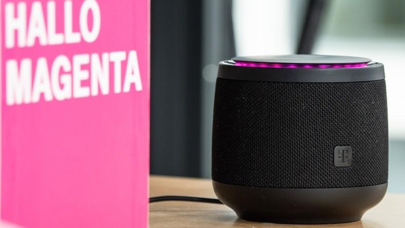 Preissenkung bei Smart Speakern der Telekom