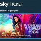 Amazon: Sky Ticket ist für Fire TV Sticks verfügbar