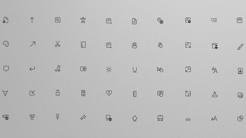 Windows 10 bekommt neue Systemsymbole verpasst.