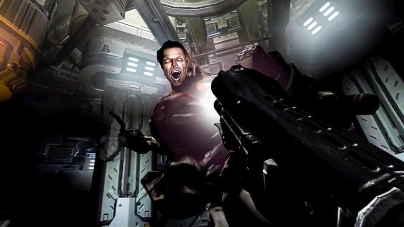 Artwork von Doom 3 VR-Edition