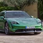 Porsche: Taycan Cross Turismo - Elektro-Rennkombi für schlechte Wege