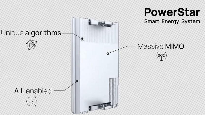 Powerstar von Huawei
