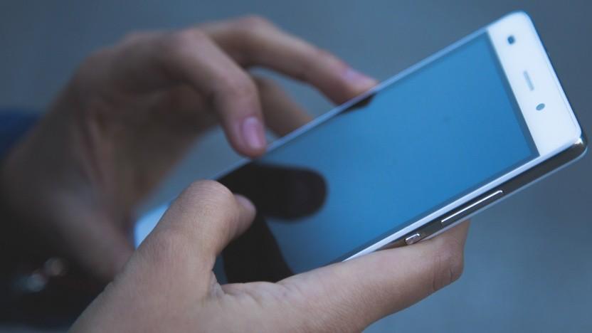 Smishing-SMS verbreitet sich in Deutschland.