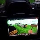 Avrcraft: Hacker bringt Minecraft auf Canon-Digitalkamera