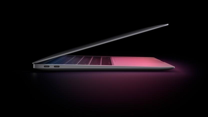 Ein aktuelles Macbook Air mit Apple Silicon
