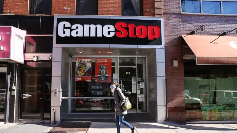 Bisher ist Gamestop vor allem als Einzelhändler aktiv.