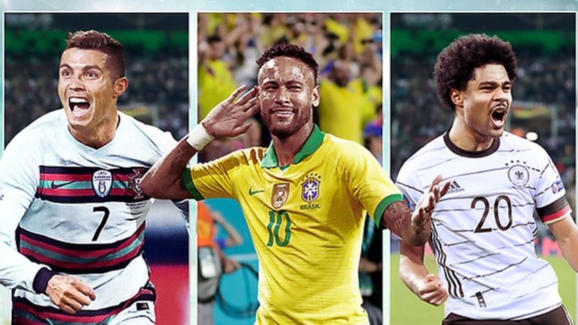 Nur bei Magenta TV wird es alle Partien der nächsten Fußballturniere geben.
