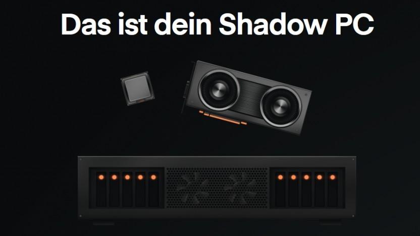 Shadow ist ein Cloud-Gaming-Dienst