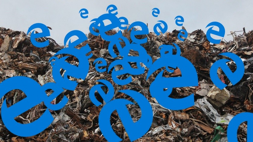 Microsoft Edge ist obsolet.