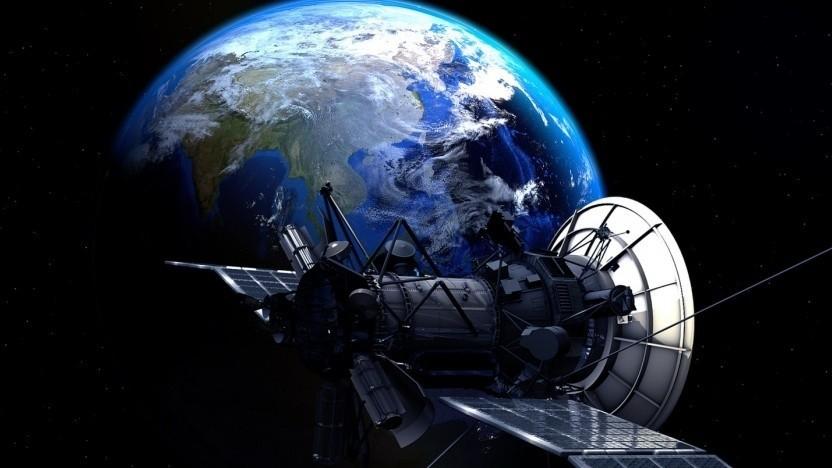 Satellit (Symbolbild): Die Nutzer wollen unterwegs auf Internet nicht verzichten.