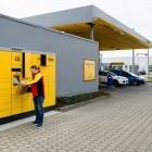 Jet: DHL baut 680 neue Packstationen auf Tankstellen