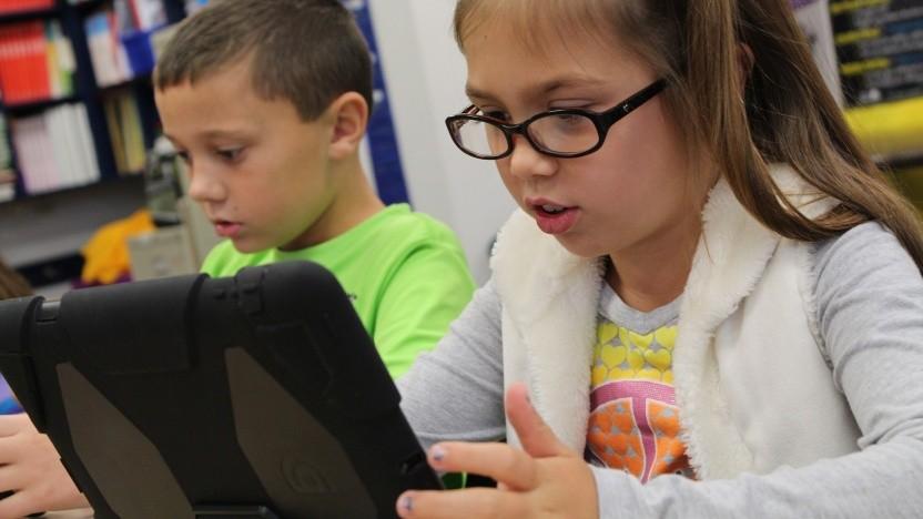 Gerade in der Coronapandemie sind Lern-Apps wie Anton sehr beliebt.