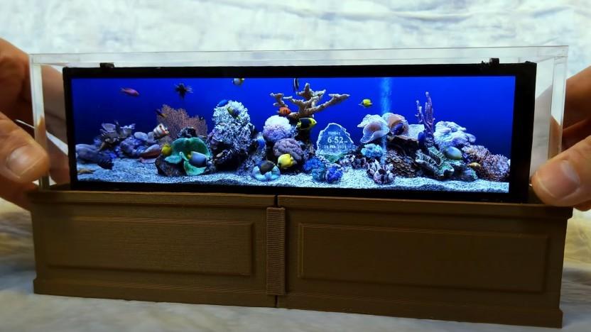 Das digitale Aquarium