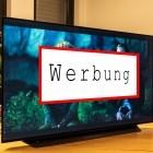 OLED-TV: Werbung auf LG-Fernsehern geht einigen zu weit