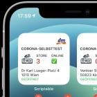 Corona: Widget zeigt Schnelltest-Verfügbarkeit bei dm an