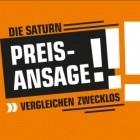 Anzeige: Die Saturn Preisansage - Vergleichen zwecklos