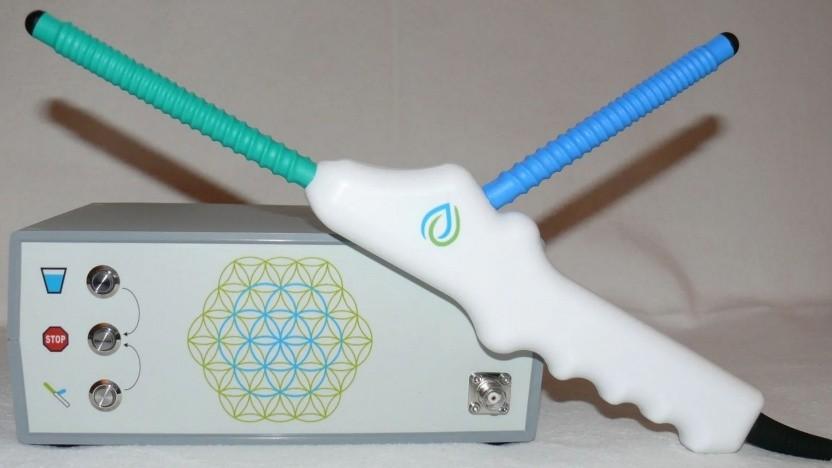Angeblicher Wasservitalisierer von der Firma Wassermatrix