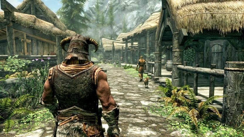 Artwork von The Elder Scrolls - Skyrim