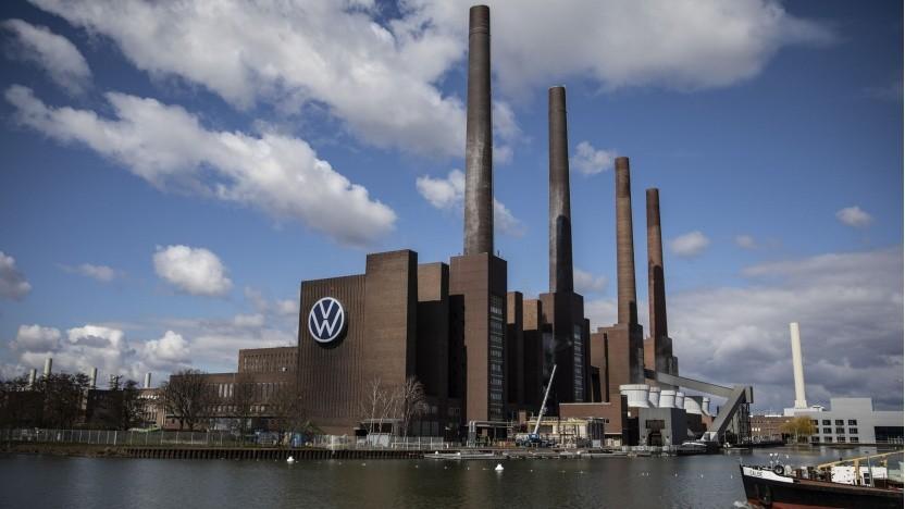 VW-Werk in Wolfsburg (Symbolbild): Senkung der Fixkosten um fünf Prozent bis 2023