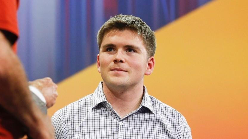John Collison, Mitbegründer von Stripe