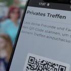 Kontaktnachverfolgung mit Luca: Mal wieder eine Corona-App, die es richten soll