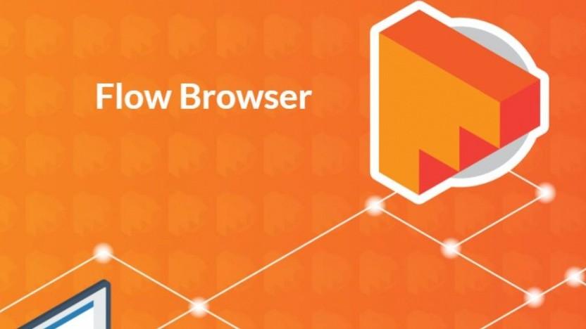 Flow-Browser in der Entwicklung