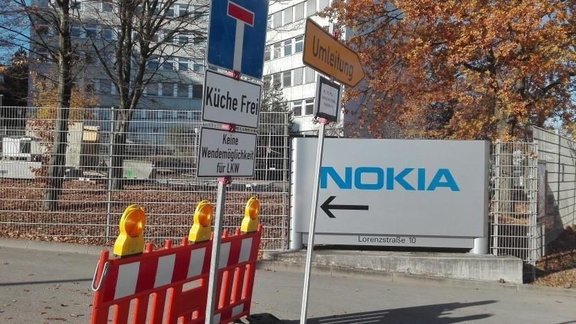 Wieder mal Umbau bei Nokia