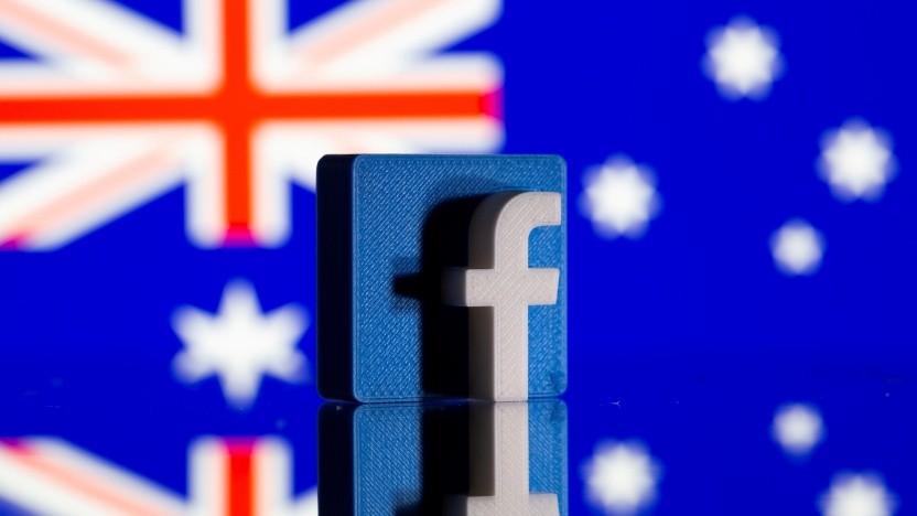 Facebook unterstützt nun auch die Medien von Rupert Murdoch in Australien.