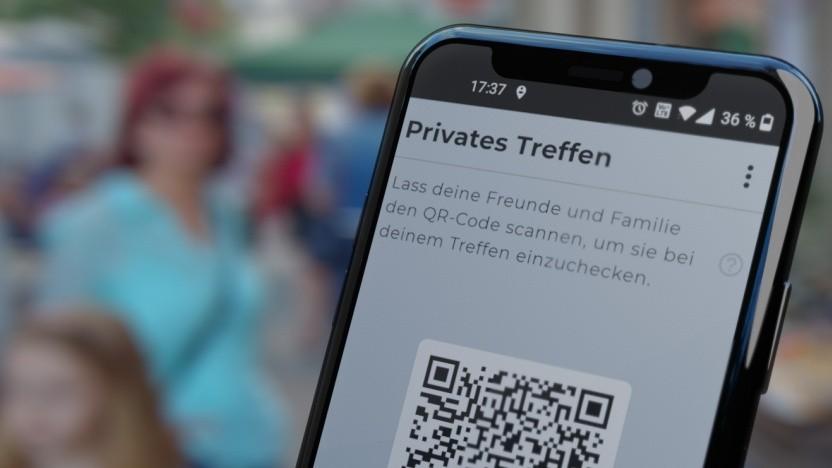 Berlin will nun ebenfalls die Luca-App lizenzieren.