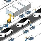 Elektromobilität: Nissan betreibt fahrende Roboter mit gebrauchten Autoakkus