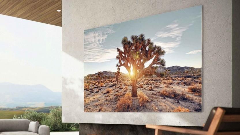 Der Micro-LED setzt auf die gleichnamige Displaytechnik mit selbstleuchtenden Pixeln.