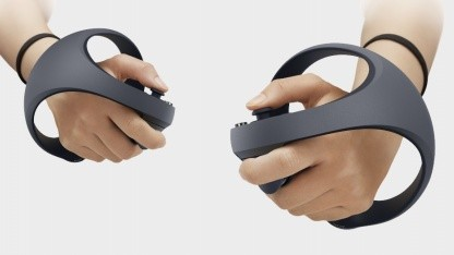 Controller der nächsten Playstation VR