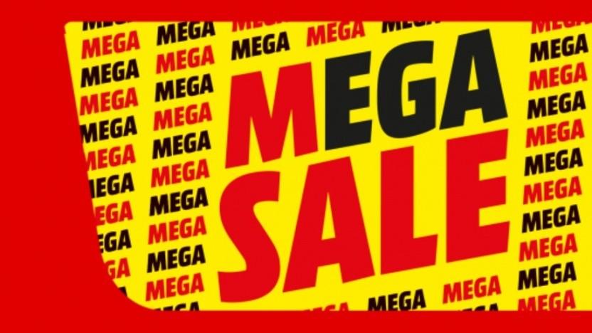Mega Sale bei Media Markt