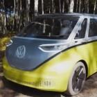 ID.Buzz: VWs elektrischer Hippiebus soll ab 40.000 Euro kosten