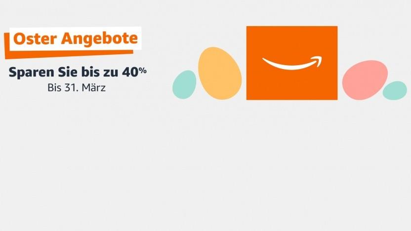 Die Oster-Angebote bei Amazon