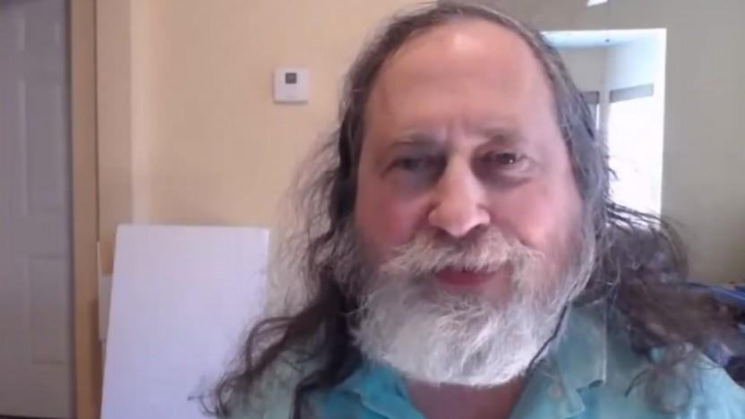 Richard Stallman ist nun wieder im Vorstand der FSF.