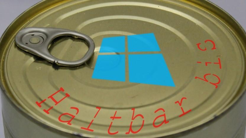 Windows 10 1909 wird ab Mai 2021 nicht mehr unterstützt.