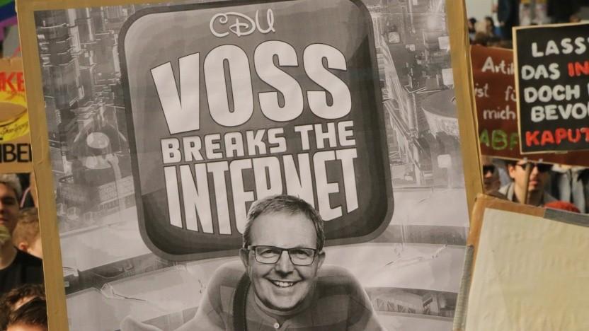 Hat Axel Voss wirklich das Internet kaputt gemacht?
