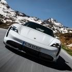 Elektrosportwagen: Porsche Taycan wird durch Software-Update schneller