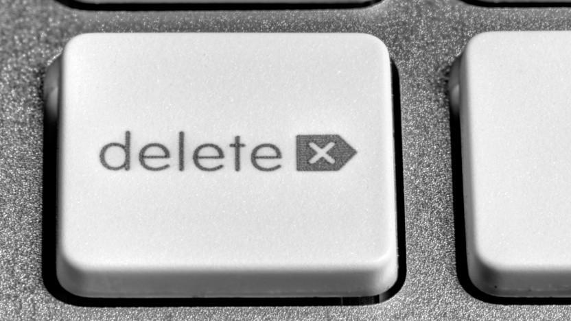 Drücken soziale Netzwerke zu oft auf die Löschtaste?
