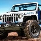 Easter Jeep Safari: Jeep Wrangler Magneto mit Elektroantrieb und Schaltgetriebe