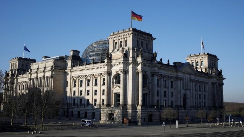 Der Bundestag debattierte erstmals über die Urheberrechtsreform.