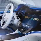 Elektrische S-Klasse: So sieht der Innenraum des Mercedes-Benz EQS aus