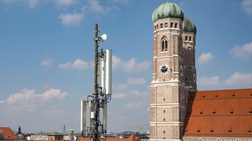 Telefónica: Antennen für mehr 5G