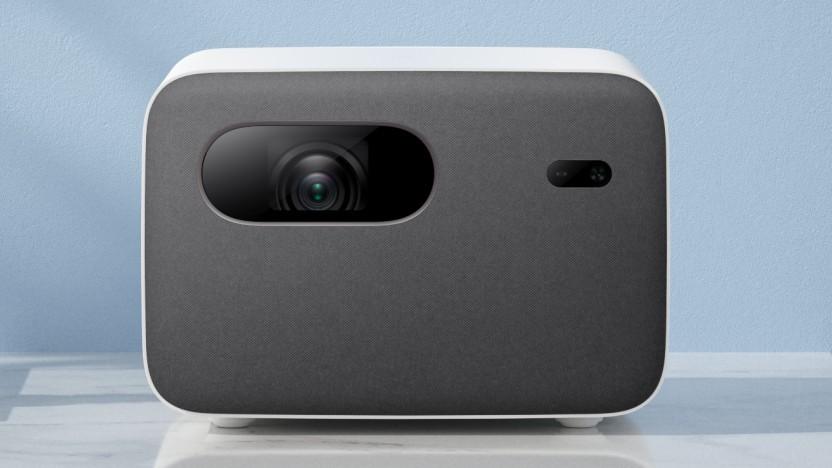 Der Mi Smart Projector 2 von Xiaomi.