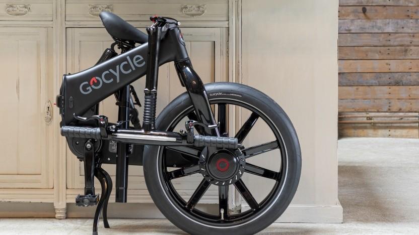 Gocycle der vierten Generation