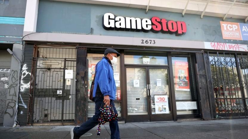 Gamestop sieht sich nun auch selbst als Ziel von Spekulanten, was nicht kontrollierbar ist.