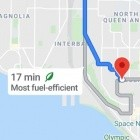 100 neue Funktionen: Google Maps zeigt umweltfreundlichsten Weg